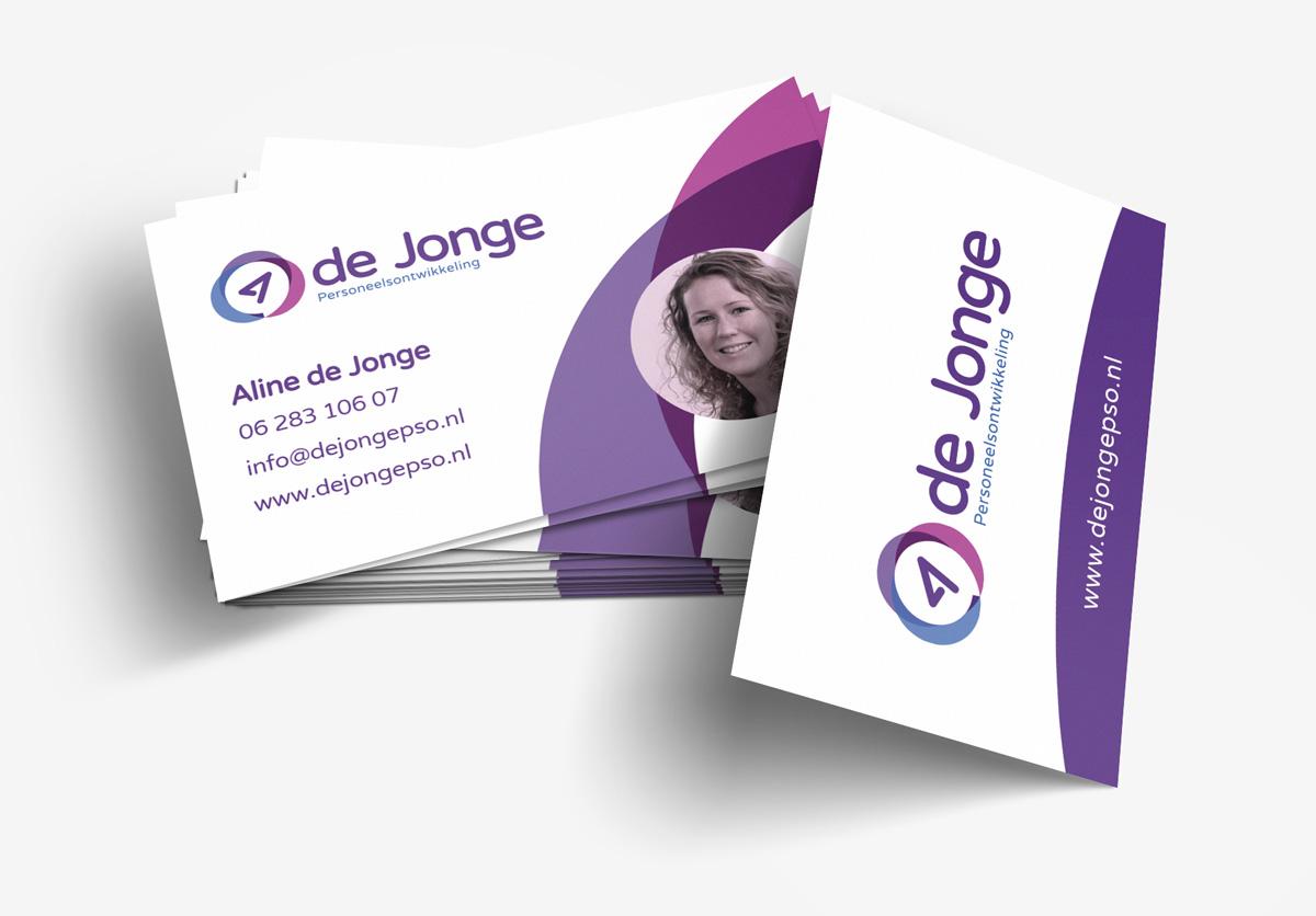 Visitekaartje, ontwerp, Legra