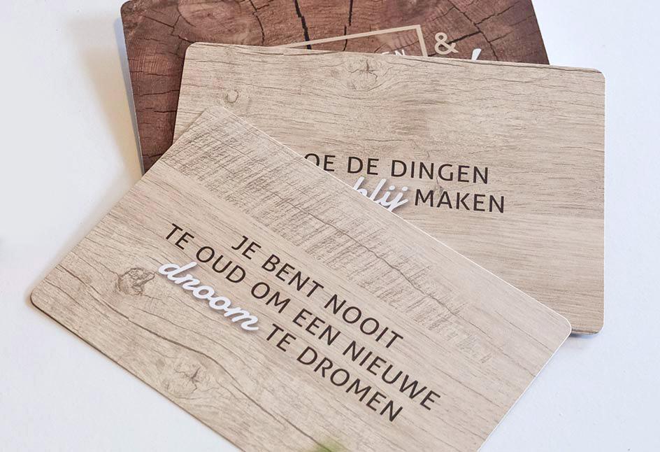 lijfspreukenspel, kaarten, houtstructuur